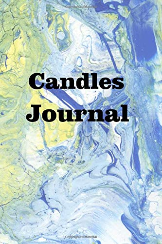 Candles Journal: Keep track of your wax