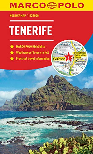 Marco Polo Holiday Map Tenerife (Marco Polo Holiday Maps)