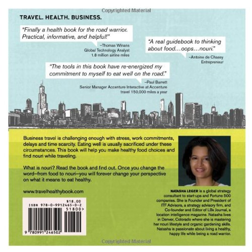 Travel Healthy: A Road Warrior's Guide to Eating Healthy