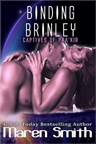 Binding Brinley (Captives of Pra'kir Book 1)