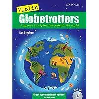 Violin Globetrotters + CD (Globetrotters for strings)