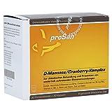 ProSan D-Mannose / Cranberry-Komplex Pulver + Kapseln, 2X30
