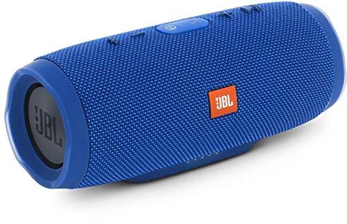 JBL Charge 3 Enceinte Portable étanche avec Bluetooth (reconditionné) Bleu