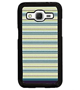 PrintDhaba Pattern D-1715 Back Case Cover for SAMSUNG GALAXY CORE PRIME (Multi-Coloured)