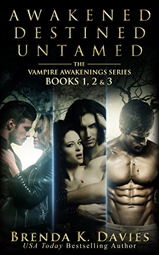 The Vampire Awakenings Series Bundle (Books 1-3) (English Edition) (Book-bundles Kindle Free)