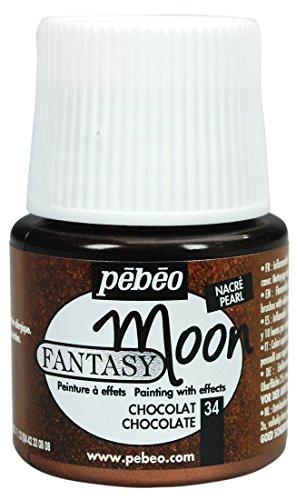 Pebeo-fantasy, luna, 45 ml, colore: cioccolato