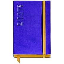 Miquel Rius 936892 - Agenda semana vista con goma, 9 x 14 cm, color lila