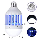 Best Indoor Bug Zappers - Cpixen Electronic Insect Killer, Bug Zapper Light Bulb Review