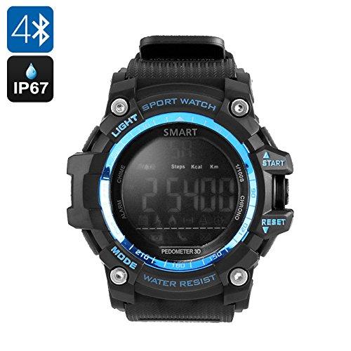 Zoom IMG-1 tkstar bluetooth digital led fitness