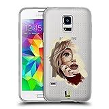 Head Case Designs Glas Augenblick Soft Gel Hülle für Samsung Galaxy S5 Mini