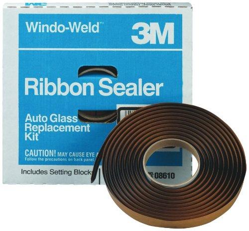 3M 08620window-weld 1/10,2cm X 15'Round Band Maschinen Rolle