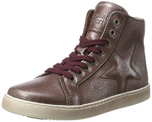 Bisgaard TEX boot, Sneakers Mixte Enfant Brun (306 Brown)