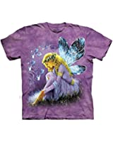 The Mountain - Youth Purple Winged Fairy T-Shirt