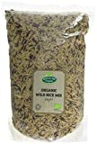 Organic Wild Rice Mix 2kg by Hatton Hill Organic - Free UK Delivery