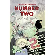 By Dan Anthony The Rugby Zombies Number Two [Paperback]