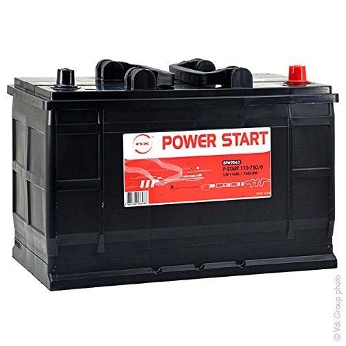 NX - Batterie camion P-Start 110-750/0 12V 110Ah +D -
