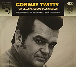 6 Classic Albums [Audio CD] Conway Twitty