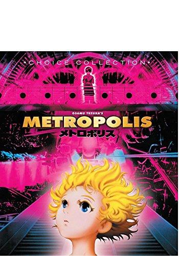 OSAMU TEZUKA'S METROPOLIS - OSAMU TEZUKA'S METROPOLIS (1 Blu-ray)