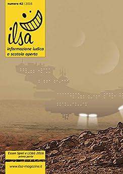 ILSA #42 di [ di ILSA, La redazione]