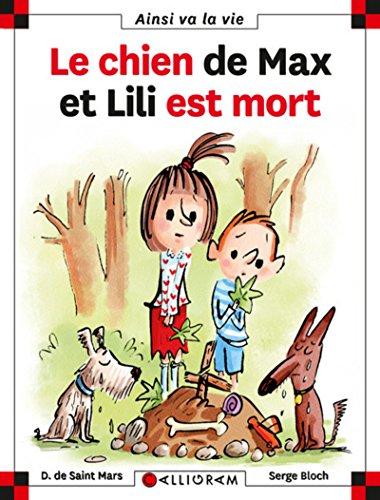 Le chien de Max et Lili est mort - tome 71 (71) par Dominique de Saint-mars