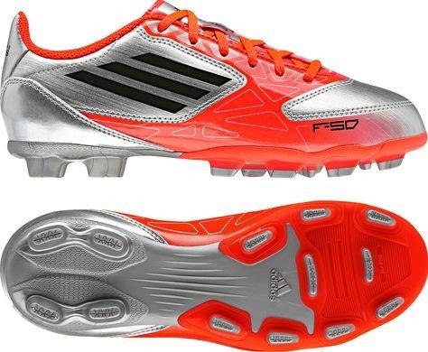 adidas F5 TRX FG junior SILBER G61867 Grösse: 38