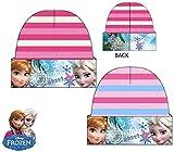 Disney Frozen Strickmütze Anna & Elsa Beanie Eiskönigin Sisters Forever für Kinder ca. 2-6 Jahre Größe XS/S small