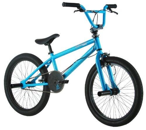 Diamondback Grind BMX Bike (Modell 2011, 20), blau (20 Zoll Felgen Und Reifen-pakete)