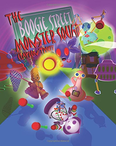 The Boogie Street Monster Squad (Boogie Halloween Le)
