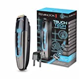 Remington Bart Trimmer Herren Touch Tech (digitale TouchScreen-Oberfläche, 0,4-18mm...