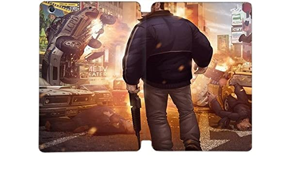 Ipad Mini 1 2 3 Case Gta Grand Theft Auto Picture Fan Art