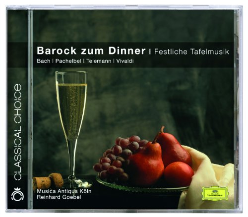 Telemann: Tafelmusik - Banquet Music In 3 Parts / Production 2 - 3. Concert In F Major, TWV53:A2 -...
