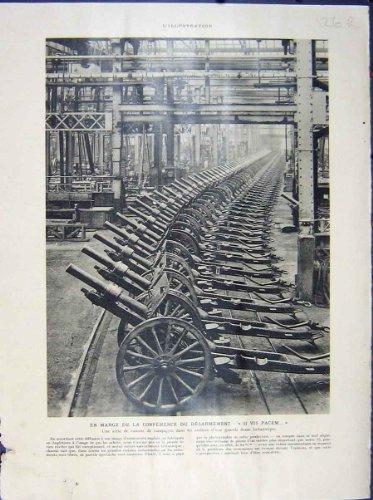 artillerie-militaire-changhai-tsing-tao-1932-darme-de-canon