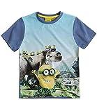 Minions T-Shirt - blau - 140