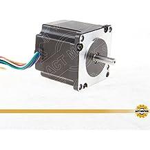 Act Motor GmbH 1pezzi NEMA23Stepper Motor 23hs8840d8p1C passo motore 2.8–4.0a 80mm 150–220NCM CNC industriale Automation macchina