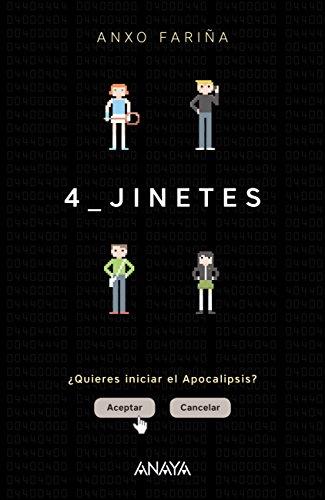 4 jinetes (LITERATURA JUVENIL (a partir de 12 años) - Narrativa ...