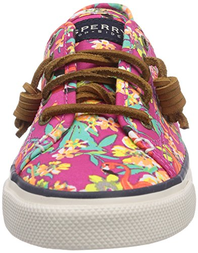 Sperry - Seacoast Prints, Sneaker basse Donna Rosa (Pink (BRIGHT PINK))