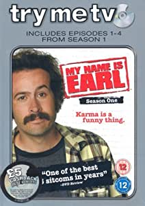 My Name Is Earl - Try Me TV [UK Import]