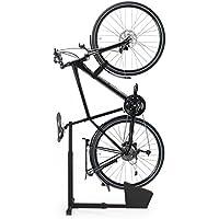 EASYmaxx Hinterradständer Fahrradständer für Wohnung und Keller aus Stahl