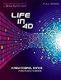 Life in 4D (Contemporary Gospel Music by Niko Schlenker / New Gospel Music for Singers)