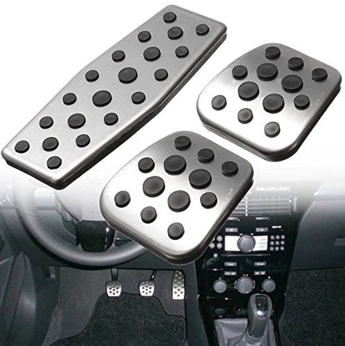 Emblem Trading Stainless Steel Tuning Pedal Automatic Gear