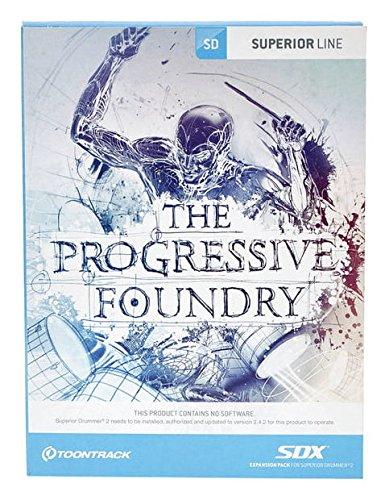TOONTRACK Progressive SDX toontrac-Software Akku -