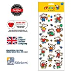 Maisy Stickers 3D 4001
