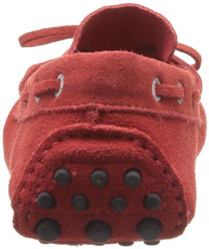 Superga 487 SUEM, Mocassins homme Rouge (Red)