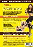 Jillian Michaels - Shred: Schlank in 30 Tagen -