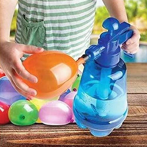 biteatey Wasserbomben Pumpe Wasserballon Füllstation Ballon Füllstation Wasserballon Füller Mit 300 Ballons Für Kindergeburtstagsfeiern Geschenk Spielzeug Special Manner