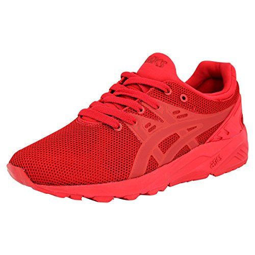 Asics Gel-kayano Trainer Evo - Baskets Basses Athlétiques Unisexes - Adulte, Rose (knockout Rose / Gris Clair 2013), 44 Eu Rot