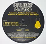 Who The Fck Is You? / Live @ The Blowed [Vinyl Single 12'']