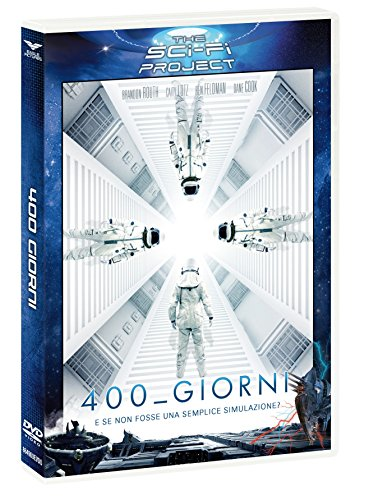 Preisvergleich Produktbild Dvd - 400 Giorni (Sci-Fi Project) (1 DVD)