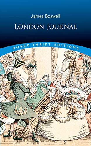 London Journal (Dover Thrift Editions) por James Boswell