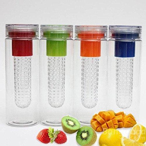 Bazaar Trinkflasche mit Frucht-Infusionen, für Sport und Gesundheit